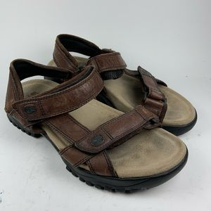 Teva Waterproof Leather Hiking Sport Sandals
